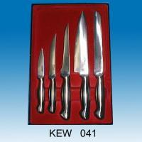 5-pc Knife Set | All Stainless