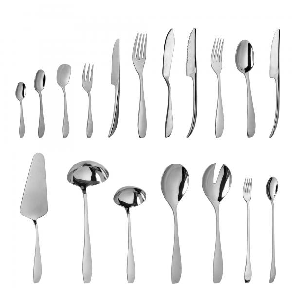 Cutlery Flatware Full Range Set